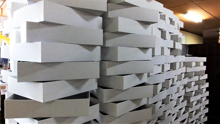 林屋紙器の箱